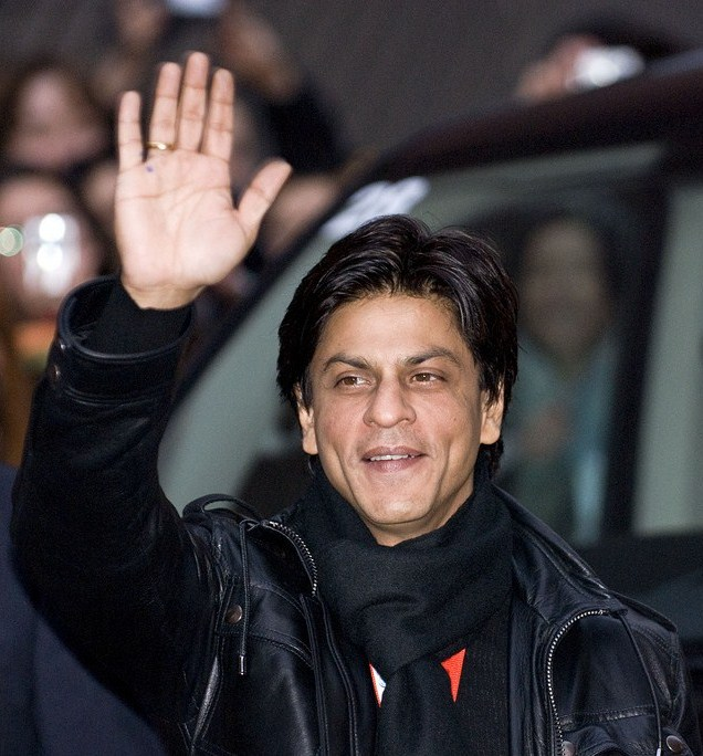 Shahrukh Khan-People Who do not age